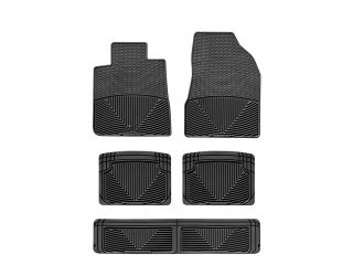 Weathertech® All Weather Floor Mats Buick Enclave 2008 2014 Black