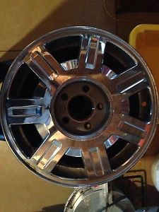 "Cadillac DeVille Seville 16"" Chrome Wheel Rims"