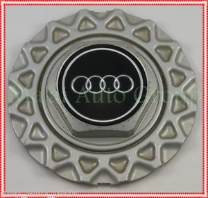 89 90 90 Audi 100 200 Quattro BBs Alloy Wheel Rim Center Hub Cap 1pc Hubcap