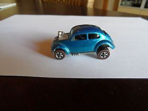 Original 1968 NSR Custom Volkswagen Redline Hot Wheels Mattel