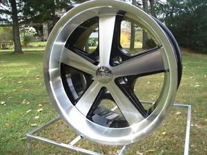 "16x8 American Racing Wheels VN701 ""Nova"" Series Chevy GM Chevelle"