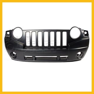 2007 2010 Jeep Compass Front Bumper Cover CH1000905C Primered Capa Wo Rallye Pkg