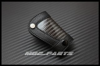 Mercedes Benz AMG Carbon Remote Key Cover Holder W203 W204 W209 W210 W211 W220 C