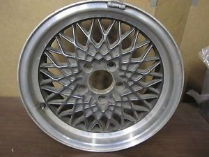 Lincoln Mark VII OE Wheel Mag Rim BBs Blackout Center 1987 1992 16 inch w O Cap