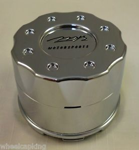 MB Motorsports Wheels Chrome Custom Wheel Center Cap Caps BC 668B New