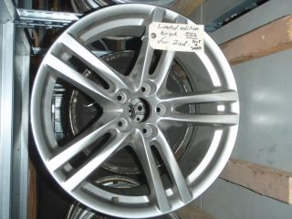 Limited Edition Alloy Wheel Saab BBs Hirsch 18 inch 740002000