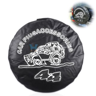 "31"" 32""New Universal Spare Wheel Tire Tyre Soft Cover"