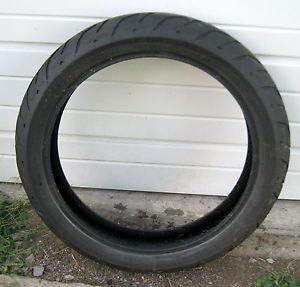 "Dunlop Harley Davidson Front Tire D408F 130 70 B18 MC 63H ""Used"""