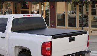 Access Velcro Roll Up Tonneau Cover Truck Bed Cover Chevy Silverado Colorado