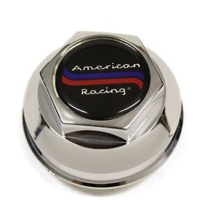 American Racing Wheel Center Cap Chrome 898005A