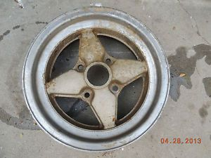 Vintage American Racing LeMans Wheel 15x6 5ON130MM VW Bug Porsche Bus 4 Lug Mag