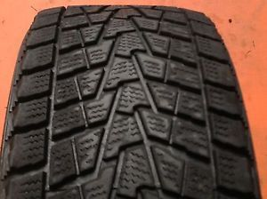 Four Nice 245 60 18 Bridgestone Winter Dueler DM Z2 Tires SEF of 4