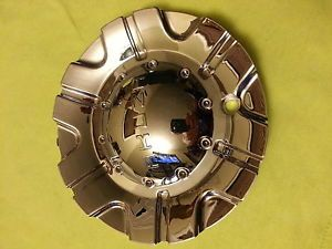 Akuza Wheel Rim Chrome Center Cap SGD0010 EMR0504 Truck Cap LG0603 42