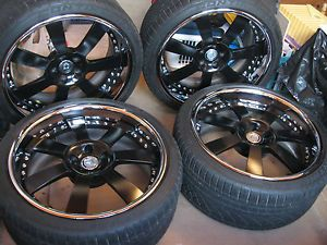 "20"" HRE 948R 3 Piece Forged Wheels and Tires Mercedes Audi Bentley VW"