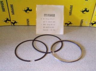 Ferrari 412 Testarossa 512TR Piston Ring Set Mahle
