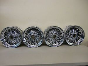 Cadillac Ford Wire Wheels 1977 1996 Rear Wheel Drive Only Truespoke Cragar