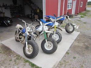 Honda Fat Cat TR200 200 Parts Complete Fenders Frames Engines Motors