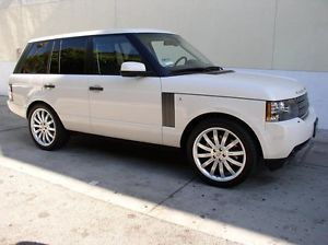 "22"" Silver Wheels Tires Packages Fit Land Range Rover LR3 Sport HSE 2002 2012"