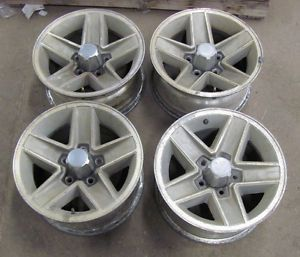 3rd Gen Camaro Z28 15x7 Alloy Wheels Rims 87 88 89 90 1987 1988 1989 1990 Set 4