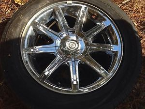 "18"" Chrysler 300C Chrome Wheels Rims Set of 4"