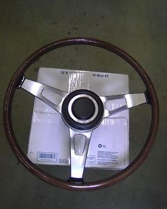 1970 Dodge Challenger Original Rimblow Steering Wheel