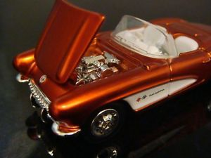 Hot Wheels 57 Corvette Roadster Fuel Injection 1 64 Scale Limited Edit 4 Photos