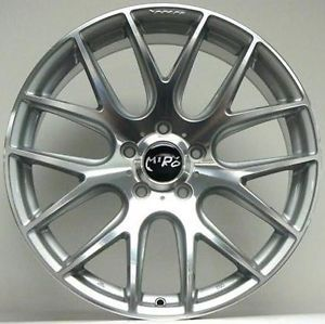 "18"" Miro 111 Staggered Wheels Rims VW Golf GTI MK3 MK4 Jetta Audi TT 5x100"
