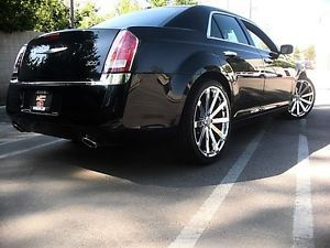 "Chrysler 300 22"" Wheels Tires Chrome SRT8 L K Mopar 300C SRT Style Rims New"