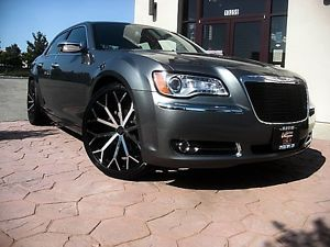 Dodge Charger Magnum Challenger 22 Wheels Tires Chrysler 300 Style 204 Rim