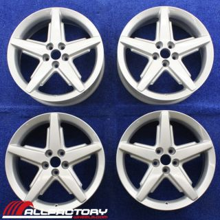 "Dodge Grand Cherokee Jeep Commander 17"" 2010 2011 Set Rims Wheels 2252"