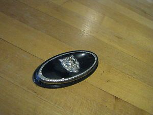 Jaguar XJ6 Steering Wheel Horn Center Emblem