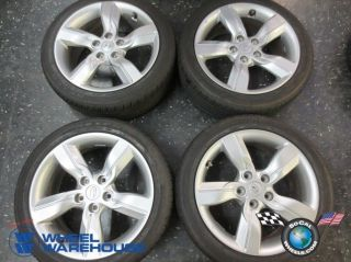 Four 12 13 Hyundai Veloster Factory 17 Wheels Tires Rims 70812 52910 2V050