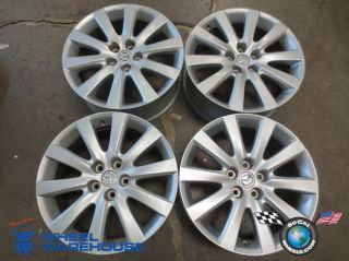 Four 07 09 Mazda CX9 Factory 18 Wheels Rims 64899 CX7 9965067580