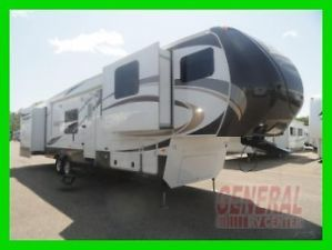 13 Dutchmen Infinity 3870FL Fifth Wheel RV Camping Trailer Towable 5 Slideouts