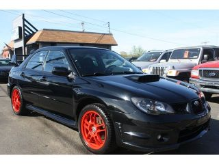 2007 Subaru Impreza WRX All Wheel Drive 5 Speed 2 5L Turbo Low Miles Runs Great