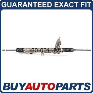99 04 Ford Mustang Power Steering Rack and Pinion Gear