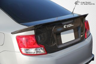 Scion TC Carbon Fiber Trunk