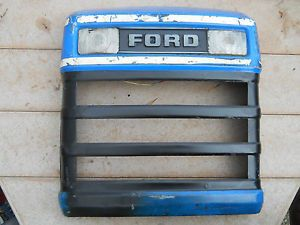Ford 165 Lgt Grille Garden Tractor Other Parts Grill Front End Other Parts Also