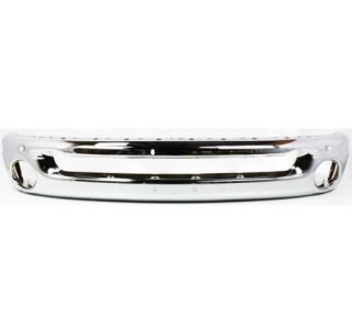 55077946AA CH1002373 Front Bumper New Truck Chrome Dodge RAM 1500 2500 3500