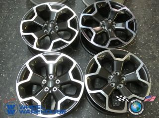Four 2013 Subaru XV Crosstrek Factory 17 Wheels Rims
