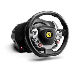 New Thrustmaster TX Ferrari 458 Italia Edition Steering Racing Wheel Xbox One