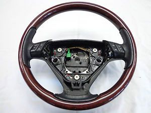 Volvo Wood Grain Steering Wheel V70 XC70 S60 S80 1999 2009