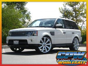 "24"" Land Rover Range Rover Sport LR3 LR4 Wheels Rims Tires Package Silver Finish"