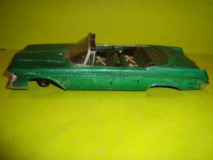 1 25 Scale Model Car Parts 1962 Chrysler Imperial Conv Parts Car