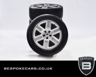 "Range Rover Sport 19"" Alloy Wheels with Tyres Genuine Wheels"