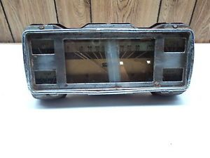 1940 Ford Deluxe Speedometer Gauge Cluster Parts