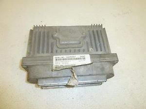 97 Chevrolet Camaro Engine Computer ECU PCM 16227797 10471 Morad Parts