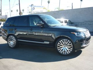 "22"" inch Wheels Tires Package Rims Range Rover Sport LR3 LR4 HSE Supercharged"