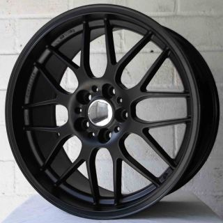 19 BMW 6 SERIES E664 CONVERTIBLE 04 10 BLACK WIDER REAR ALLOY WHEELS 5x120