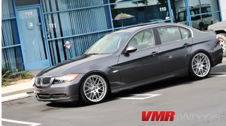 "VMR 19"" inch VB3 CSL Style Wheel Super Silver BMW 3 Series E90 E92 E93 328i 335i"